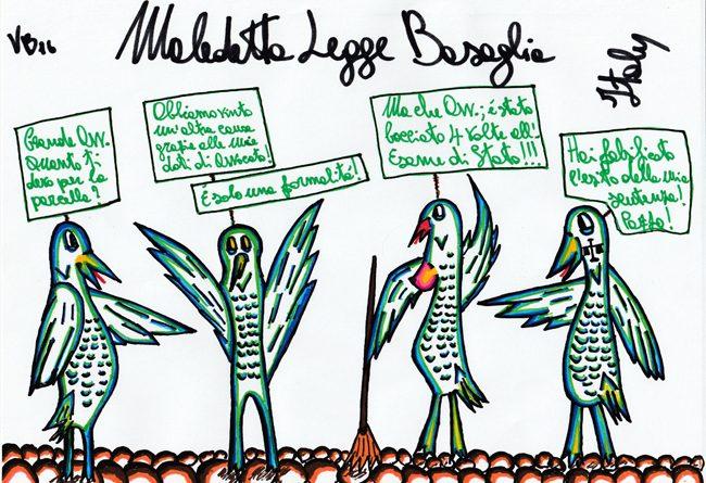 Vignette satiriche di Vincenzo Benincasa